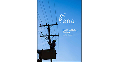 ENA Health and Safety Strategy image