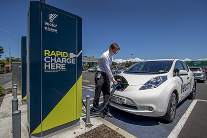 Answering the Climate Change Minister's electric vehicle challenge image